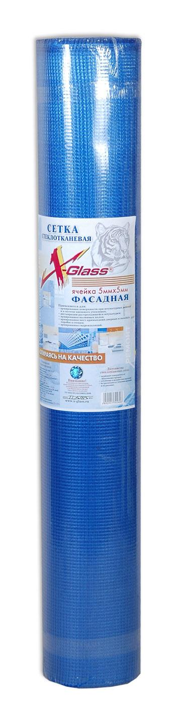 X-Glass 5x5 160g 50m